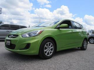 Used 2013 Hyundai Accent 5DR HB for sale in Newmarket, ON