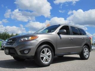 Used 2011 Hyundai Santa Fe AWD Limited/ NO ACCIDENTS for sale in Newmarket, ON
