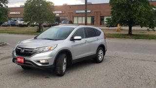 Used 2015 Honda CR-V AWD 5dr EX for sale in Brampton, ON