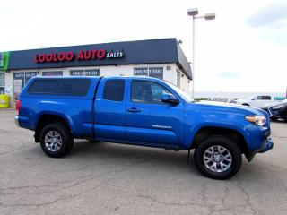 Used 2016 Toyota Tacoma SR5 Access Cab 4WD Camera Bluetooth certified for sale in Milton, ON