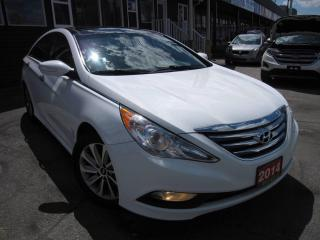 Used 2014 Hyundai Sonata Limited, Leather, Navi, Pano-Roof, B-Cam! for sale in Scarborough, ON