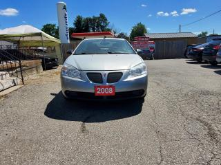 Used 2008 Pontiac G6 GT Convertible 2 Door Hard Top, immaculate Condition. Rare Find. for sale in Brantford, ON