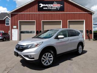 Used 2015 Honda CR-V EX for sale in Dunnville, ON
