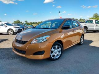 Used 2010 Toyota Matrix for sale in Dunnville, ON
