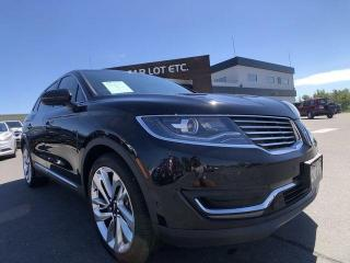 Used 2016 Lincoln MKX Reserve for sale in Sudbury, ON