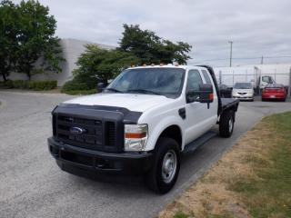 Used 2010 Ford F-350 SD Flat Deck 8 Foot SuperCab 4WD for sale in Burnaby, BC