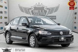 Used 2016 Volkswagen Jetta Sedan Trendline, NO ACCIDENT, REAR CAM for sale in Toronto, ON