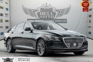 Used 2015 Hyundai Genesis Sedan Luxury, AWD, NAVI, REAR CAM, B.SPOT for sale in Toronto, ON