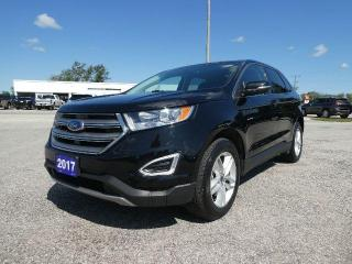 Used 2017 Ford Edge SEL | Heated Seats | Back Up Cam | Bluetooth for sale in Essex, ON