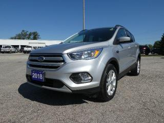 Used 2018 Ford Escape SE | Heated Seats | Navigation | Back Up Cam for sale in Essex, ON