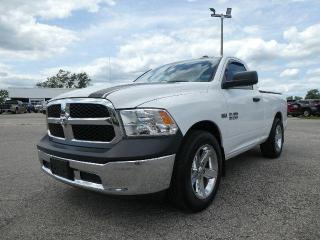 Used 2015 RAM 1500 ST | Bluetooth | Cruise Control | Tonneau Cover for sale in Essex, ON