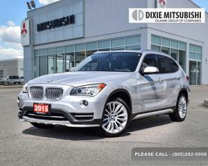 Used 2015 BMW X1 for sale in Mississauga, ON