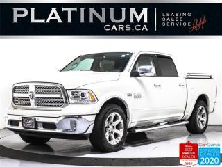 Used 2017 RAM 1500 Laramie, AWD, V8, 395, HEATED STEERING, KEYLESS for sale in Toronto, ON