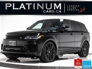 Used 2018 Land Rover Range Rover Sport Autobiography Dynamic, 518HP, NAV, PANO, HUD, CAM for sale in Toronto, ON