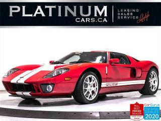 Used 2006 Ford GT 550HP SUPERCHARGED V8, PRICE IN USD, 54 MILES,RARE for sale in Toronto, ON