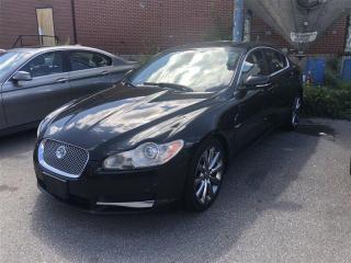 Used 2011 Jaguar XF Premium Luxury, NAV, CAM, SUNROOF, HEATED LEATHER for sale in Toronto, ON