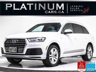Used 2017 Audi Q7 3.0T quattro Progressiv, S-LINE, AWD, NAV, PANO for sale in Toronto, ON