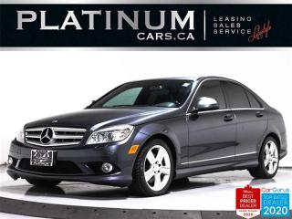 Used 2009 Mercedes-Benz C-Class C300 Sport 4MATIC, SUNROOF, HEATED LEATHER for sale in Toronto, ON