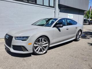 Used 2017 Audi RS 7 4.0T Performance w/ Carbon Ceramic brakes for sale in Richmond, BC