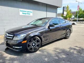 Used 2013 Mercedes-Benz C-Class C 350 AMG Coupe for sale in Richmond, BC