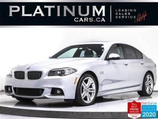 Used 2016 BMW 5 Series 528i xDrive, AWD, NAV, CAM, SUNROOF, LEATHER for sale in Toronto, ON