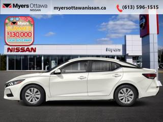 New 2020 Nissan Sentra S Plus CVT  - Heated Seats - $136 B/W for sale in Ottawa, ON