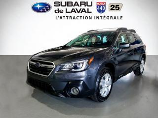 Used 2018 Subaru Outback 2.5i Awd ** Apple CarPlay ** for sale in Laval, QC
