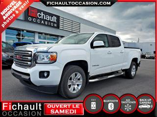 Used 2018 GMC Canyon SLE  CREW CAB*** BAS KILOMETRAGE for sale in Châteauguay, QC