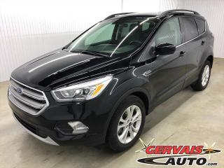 Used 2017 Ford Escape SE AWD GPS Myford Touch MAGS *Bas Kilométrage* for sale in Trois-Rivières, QC
