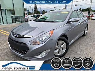 Used 2015 Hyundai Sonata Hybrid CAMÉRA DE RECUL, BLUETOOTH,A/C,BANCS for sale in Blainville, QC