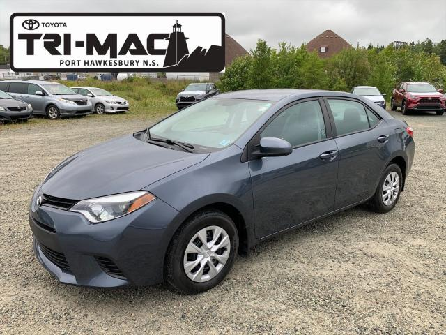 2015 Toyota Corolla CE,AT,AC,PW,PL