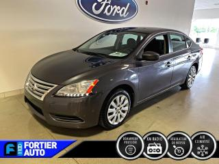 Used 2014 Nissan Sentra Berline 4 portes for sale in Montréal, QC