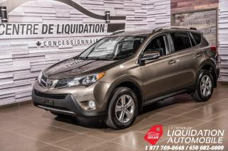 Used 2015 Toyota RAV4 XLE+TOIT+MAGS+CUIR for sale in Laval, QC