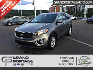 Used 2017 Kia Sorento LX Turbo 4 portes TI for sale in Rivière-Du-Loup, QC