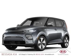 New 2021 Kia Soul EV Limited for sale in Pickering, ON