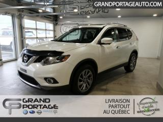 Used 2015 Nissan Rogue Traction intégrale 4 portes SL for sale in Rivière-Du-Loup, QC