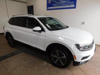 Used 2019 Volkswagen Tiguan Highline LEATHER NAVI SUNROOF for sale in Listowel, ON