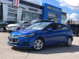 Used 2018 Chevrolet Cruze LT / SUNROOF / REAR VISION CAMERA / BLUETOOTH / for sale in Brampton, ON