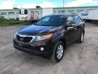 Used 2012 Kia Sorento Traction avant, 4 portes, 4 cyl. en lign for sale in Québec, QC