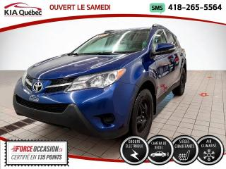Used 2014 Toyota RAV4 LE* AWD* CAMERA* SIEGES CHAUFFANTS* for sale in Québec, QC