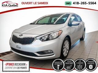 Used 2016 Kia Forte5 LX+* AT* A/C* SIEGES CHAUFFANTS* BLUETOO for sale in Québec, QC