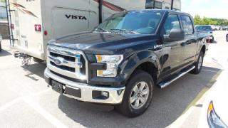 Used 2015 Ford F-150 4x4 - Supercrew XLT - 145 WB for sale in New Hamburg, ON