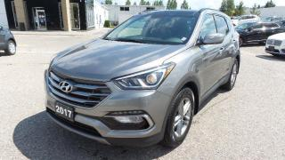 Used 2017 Hyundai Santa Fe Sport Limited for sale in New Hamburg, ON