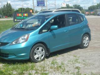 Used 2013 Honda Fit Sport for sale in Fenelon Falls, ON