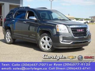 Used 2017 GMC Terrain SLE for sale in Carlyle, SK