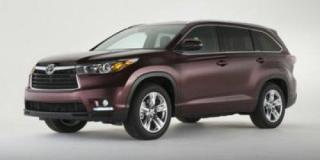 Used 2016 Toyota Highlander LIMITED  for sale in Swift Current, SK