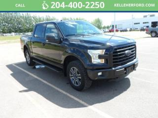 Used 2017 Ford F-150 XLT SPORT SUPERCREW 145 F150 XLT Sport SUPERCREW 145 for sale in Brandon, MB