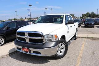 Used 2016 RAM 1500 ST for sale in Tillsonburg, ON