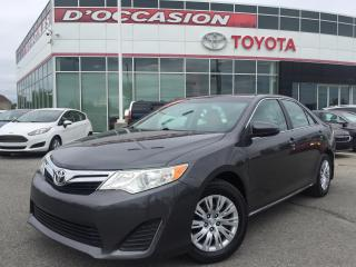 Used 2012 Toyota Camry LE **AUTO/AIR/VITRES** for sale in St-Eustache, QC