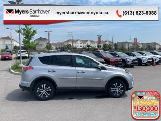 Used 2016 Toyota RAV4 LE  - Bluetooth - $118 B/W for sale in Ottawa, ON